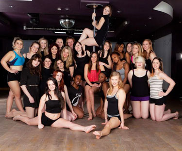 University Essex Pole Dancing Club