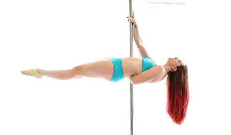 Zorena Roe Southampton Pole Dance Teacher