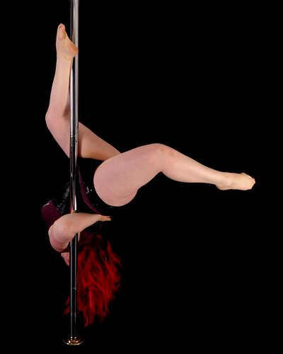 gemma hopkins pole dancing image