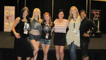 midwest pole dancing competition judges