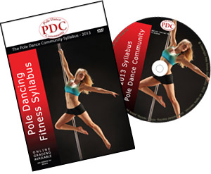 image of the pole dance cd-rom